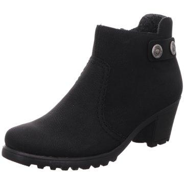 Rieker Ankle Boot schwarz