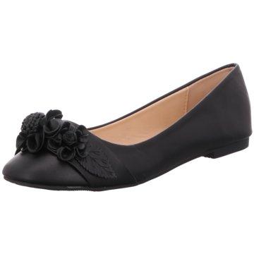 Jumex Klassischer Ballerina schwarz