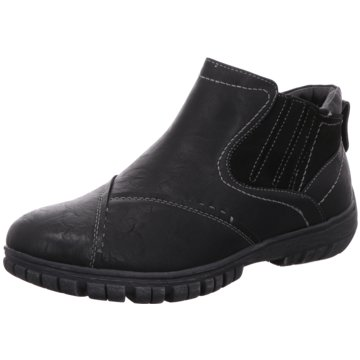 Super In Komfort Slipper schwarz