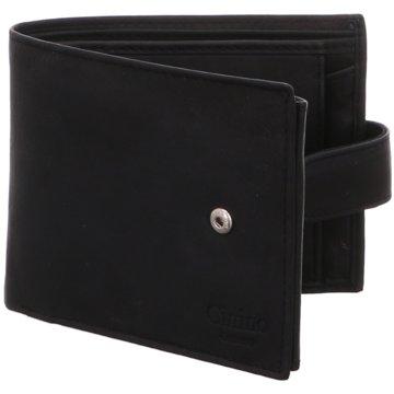 Cinino Geldbörse schwarz