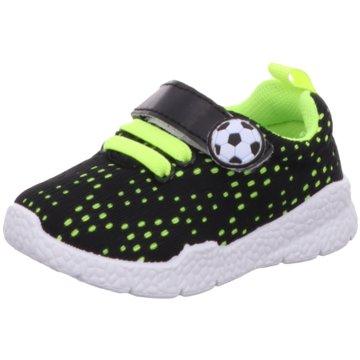 Slobby Sneaker Low schwarz