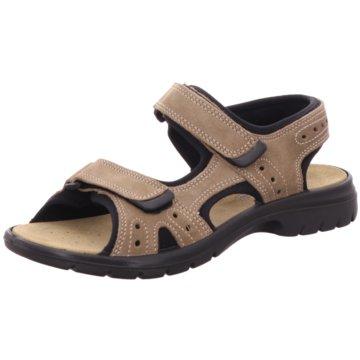 MANAGER INTERNATIONAL SHOES Sandale beige