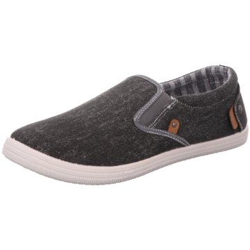 No Sense Slipper grau