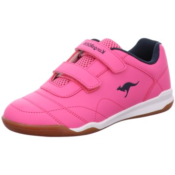 KangaROOS Trainingsschuhe rosa