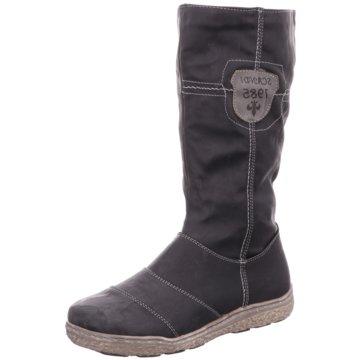 Scandi Komfort Stiefel grau