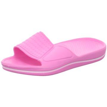 Beck Offene Schuhe pink