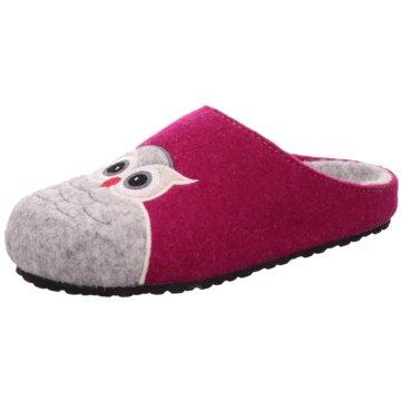 Super Soft Hausschuh pink
