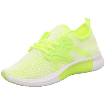 SDS Sneaker Low gelb