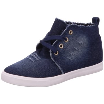 SDS Sneaker High blau