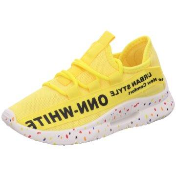 Jumex Sneaker World gelb