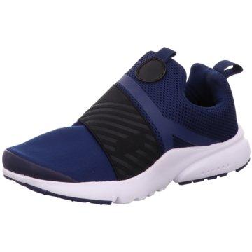 Jumex Sportlicher Slipper blau