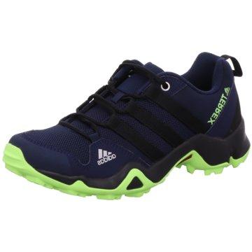 adidas Wander- & BergschuhTerrex AX2R K blau