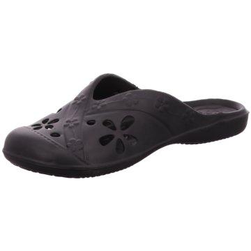 Topway Komfort Pantolette schwarz