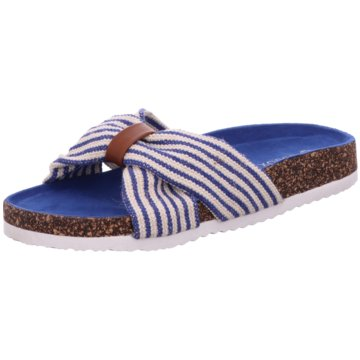 Sprox Offene Schuhe blau