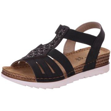 Vista Sandale schwarz