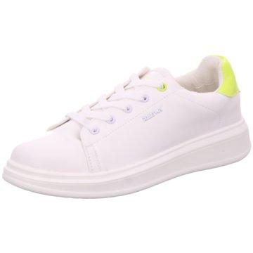 Supremo Sneaker Low weiß