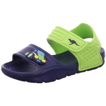 KangaROOS Sandale blau