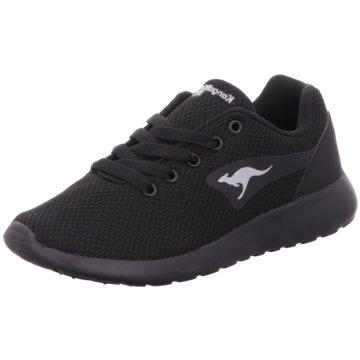 Kangaroos Freizeitschuh Run Mori Farbe: schwarz, Größe: 38
