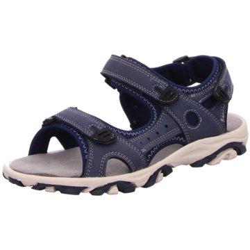Canadians Outdoor Schuh blau