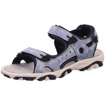 Idana Outdoor Schuh blau