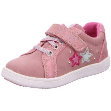 Tom Tailor Sneaker Low rosa