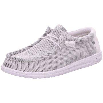 Hey Dude Shoes Mokassin SchnürschuhWally Sox -