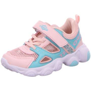 Slobby Sneaker Low rosa