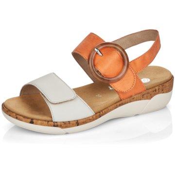 Remonte Komfort Sandale orange