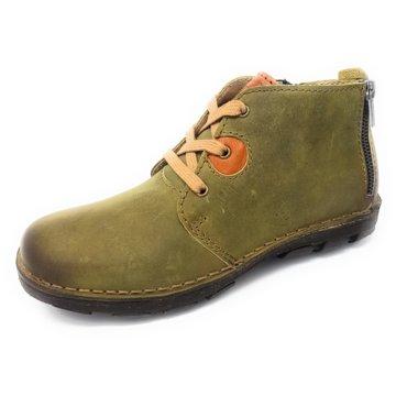 Rovers Komfort Stiefelette grün