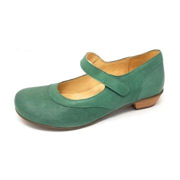 Brako Komfort Slipper grün