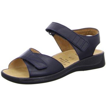Ganter Komfort SandaleMonica blau