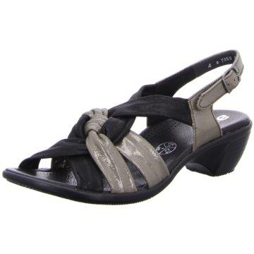 ara Komfort SandalePrato schwarz
