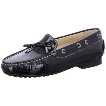 Sioux BootsschuhSlipper schwarz