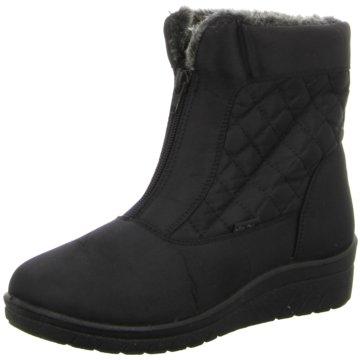 Hengst Footwear Winterboot./. schwarz