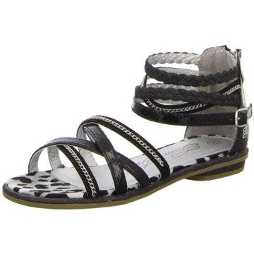 Supremo Offene Schuhe schwarz
