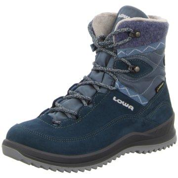 LOWA Wander- & BergschuhNELLY GTX MID blau