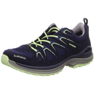 LOWA Outdoor SchuhINNOX EVO GTX LO WS - 320616 6908 blau