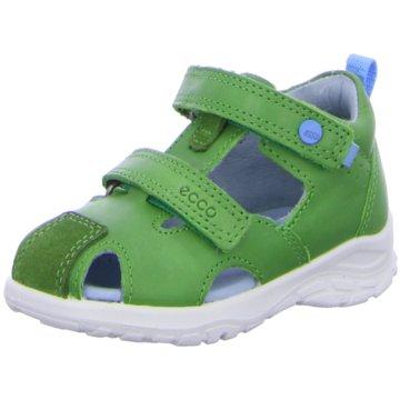 Ecco SandalePeekaboo grün