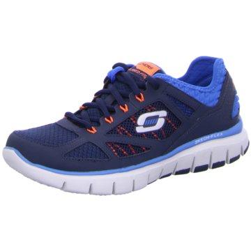 Skechers Sneaker LowSkech Flex - Life Force blau