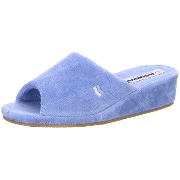 Romika HausschuhParis blau