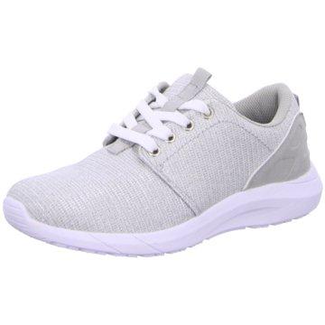 Supremo Sneaker Low silber