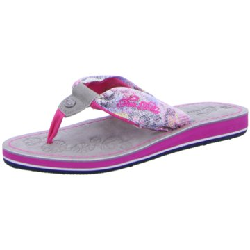 Supremo Offene Schuhe pink