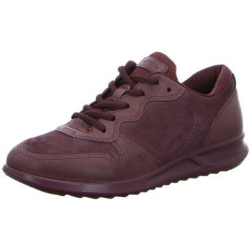 Ecco Sneaker LowGenna rot