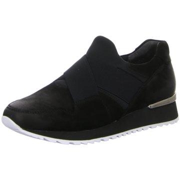Gabor comfort Sportlicher SlipperSneaker schwarz