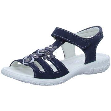 Ricosta Offene SchuheCHICA blau