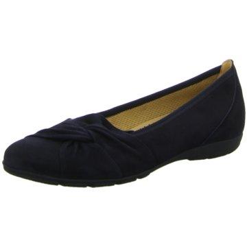 Gabor Klassischer BallerinaBallerina blau