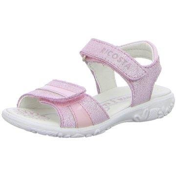 Ricosta Sandale rosa