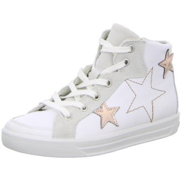 Ricosta Sneaker HighBeverly weiß