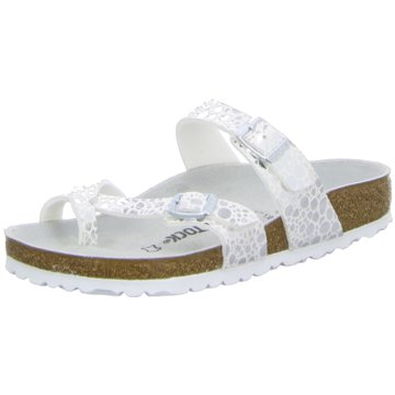 Birkenstock Summer Feelings silber