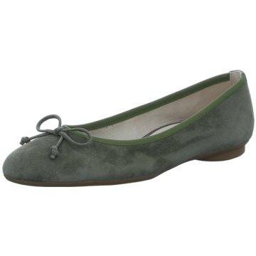 Paul Green Klassischer Ballerina grün